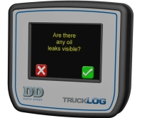 TruckLOG TK5 system tells you everything you need to know about who's driving your trucks - and how. Click for more information.