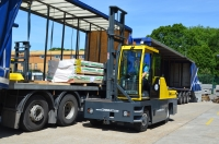 Sideloader range: Includes the Combi-SL 4 Way and the Combilift 4 Wheel Sideloader.