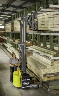 Combi-WR, Combi-WR4 and Combi-CS: Two directional and multidirectional pedestrian stackers