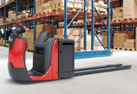 NEW Linde Material Handling N20 Series Order Pickers
