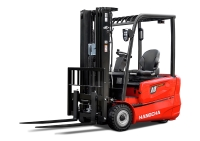 3 wheel electric truck. Click for more information.