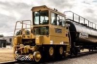 Rail King RailCar. For more product information, <i>Click to view the website.</i>