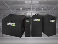 Save time and money by switching your fleet to Lithium SAFEFlex!