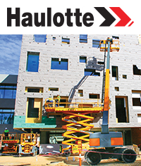 Haulotte access equipment - <i>Click to find out more</i>