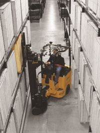 For more information on Landoll's range of Bendi articulated forklifts, click to visit the website