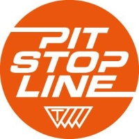 The Pit Stop Line is an indicator that let´s you know when to schedule tire service.