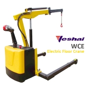 Electric Floor Crane - For more information on the Veshai product range, click here.