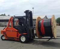 Electric Forklift Applications, click for more information.