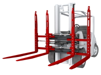 KAUP Multi Pallet Handlers - T 429C. Click for more product information.