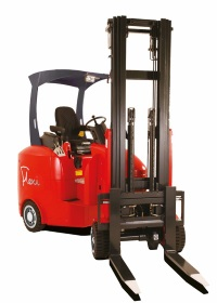 The Flexi G4 electric powered articulated forklift truck is the most popular articulated forklift truck in Europe. Click for more information.