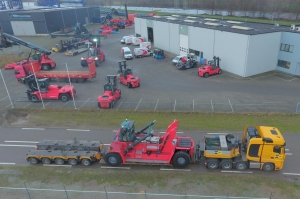 Feyter Forklift Services, Location Vlissingen (NL)