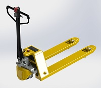 2t Hybrid Pallet Truck - <i>click here for more information!</i>