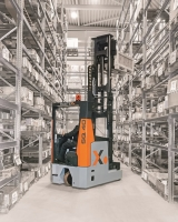 Reach Truck. Click for more information.