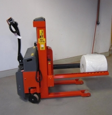 SELF Mini w/Custom Reel Handling Solution- For more company and product information - <i>Click to visit the website</i>