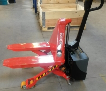 Thork Lift w/Custom Short Forks- For more company and product information - <i>Click to visit the website</i>