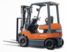 Baterry Forklift - for more information, click to visit the website