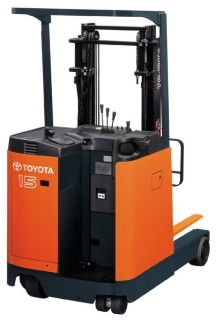 Reach Truck - for more information, click to visit the website