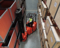 Bendi Narrow Aisle Forklifts. Click for more information.