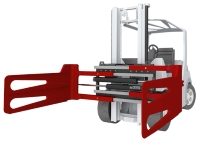 KAUP Bale Clamp. Click for more product information.