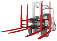KAUP Multi Pallet Handlers - T 429. Click for more product information.