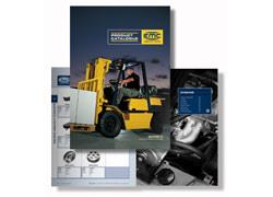 EMC FORKLIFT PARTS RELEASE NEW REPLACEMENT PARTS CATALOGUE - EDITION