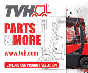 TVH offers equipment parts and more