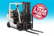 The Nomad - A UniCarriers Forklift Exclusive