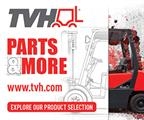TVH, your global one-stop shop for parts & accessories