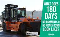 Doosan Offers No Payments for 180 Days!