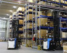 Automated Guided Vehicles - An Accelerating Market
