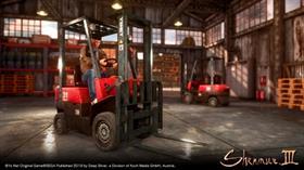Xe nâng trở lại trong phiên bản mới nhất của Shenmue