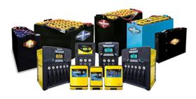 Hawker motive battery power solutions