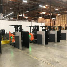 Stromcore Electric forklift charging stations