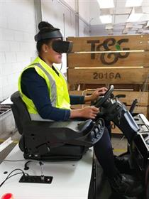 T&G Global is harnessing virtual reality technology to recruit and train drivers