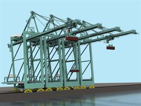 Cargotec will supply eight Kalmar ship-to-shore cranes to Netherlands' APM Terminals.