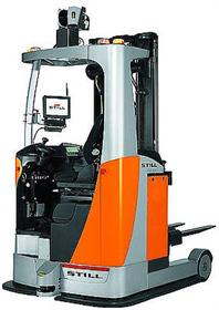 The autonomous STILL reach truck FM-X