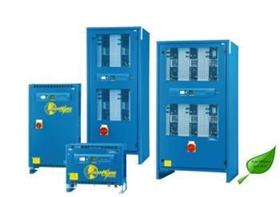 Benning is known for forklift battery chargers and power conversion systems