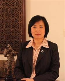 Zhang Jie, secretary of CITA