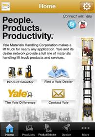 Yale developed its new mobile app using SnAPPii.