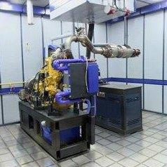 Nett's second EPA emissions-compliant engine test cell.