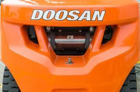 Doosan is able to take advantage of its own extensive industrial platforms.