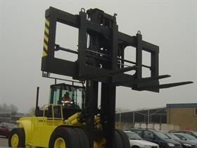 Little Giant container handling attachment