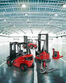 Linde is one of Australia's leading forklift suppliers.