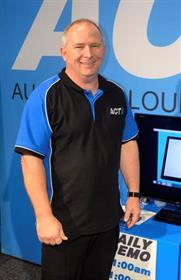 Daryl Lord, managing director of Ausfork