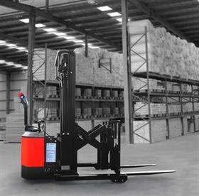 Walkie Reach Stacker by EP Equipment