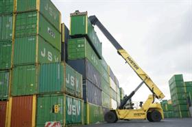 Containerisation is recovering after the global financial crisis.