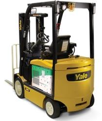 Yale incorporated equipped with Nuvera's PowerEdge fuel cells