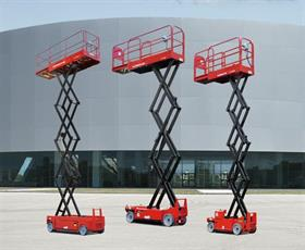 Hangcha Scissorlifts make warehouse picking more efficient