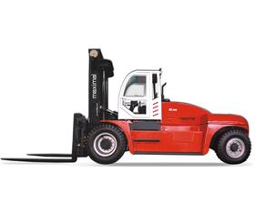 Maximal's 16T and 30T diesel forklift