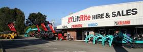 Manitou has taken a stake in LiftRite